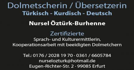 Wergêr Nursel Öztürk-Burhenne