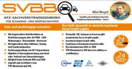 SVBB Kfz-Sachverständigen-Büro