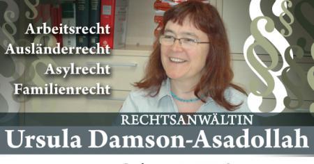 Parêzer Ursula Damson-Asadollah