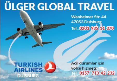 ÜLGER GLOBAL TRAVEL