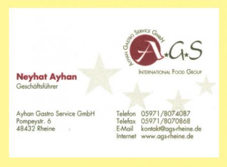 Ayhan Gastro Service GmbH