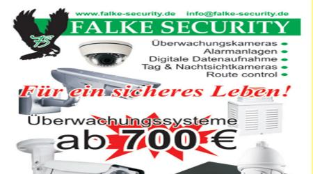 FALKE SECURITY
