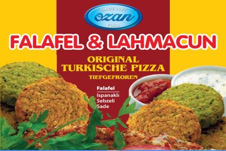 FALAFEL & LAHMACUN