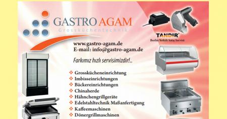 GASTRO AGAM  GROSS KUCHEN TECHNICK