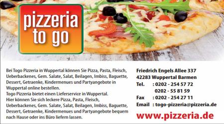 pizzeria  to go