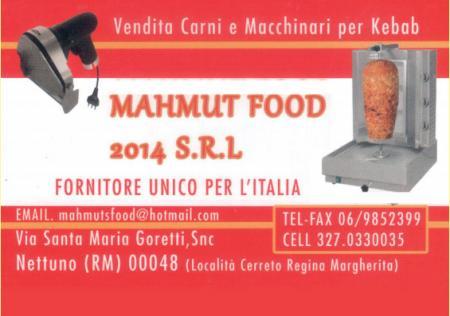 MAHMUT FOOD
