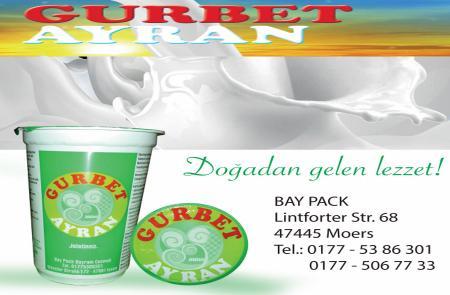GURBET AYRAN