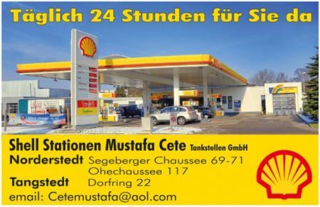 Shell Stationen – Tankstellengesellschaft mbH