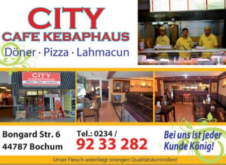 CITY CAFE KEBAB HAUS