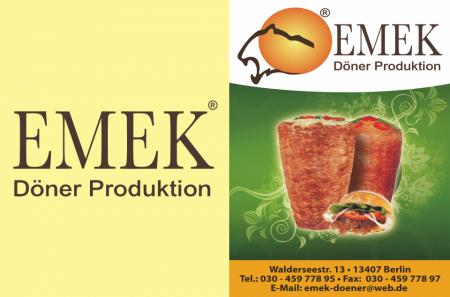 EMEK DÖNER PRODUKTION