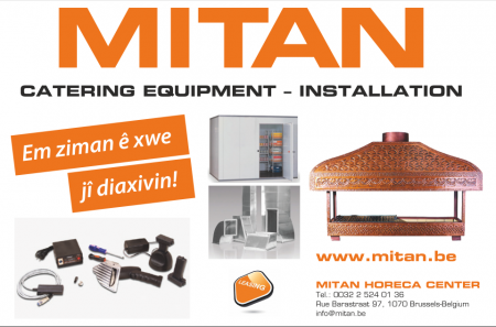 MITAN CATERING EQUIPMENT – INSTALLATION