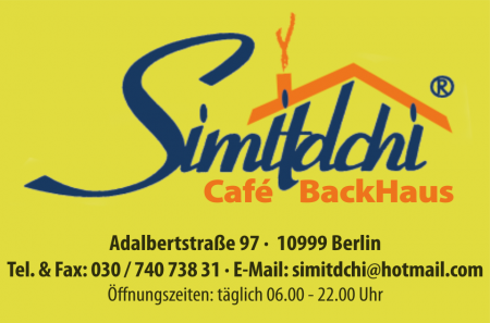 Simitdchi Café BackHaus