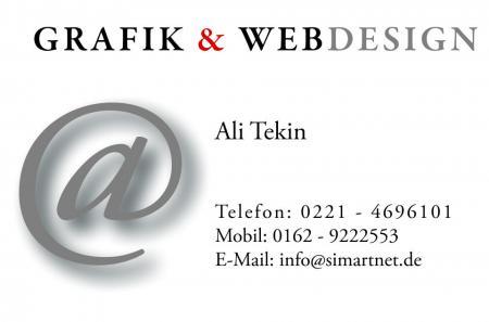 GRAFIK & WEBDESIGN ALİ TEKİN