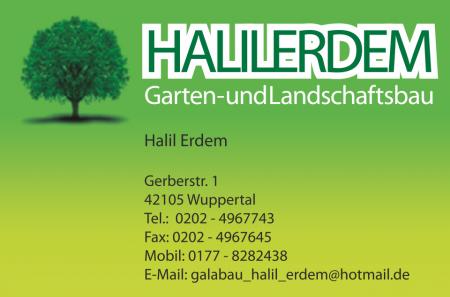 HALİL ERDEM Garten- und Landschaftsbau
