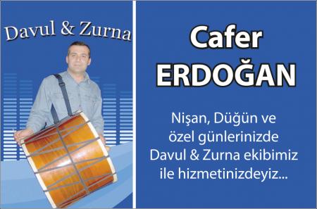 Davul & Zurna Cafer Erdoğan