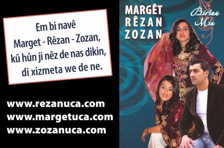 MARGÊT RÊZAN ZOZAN
