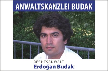 Erdoğan Budak   RECHTSANWALT